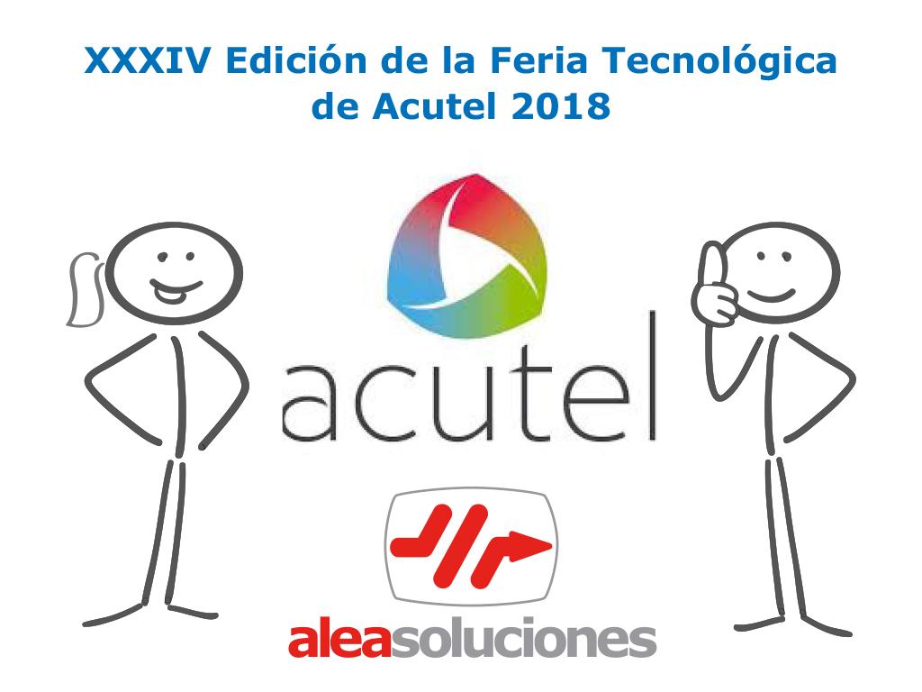 Acutel 2018