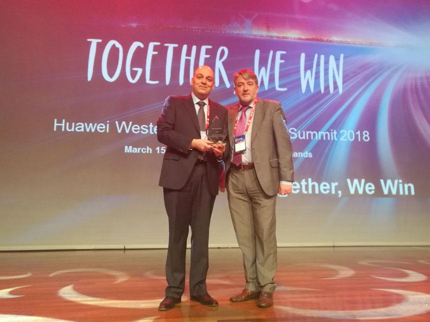 Alea Soluciones ha sido galardonada como VAP del año por Huawei