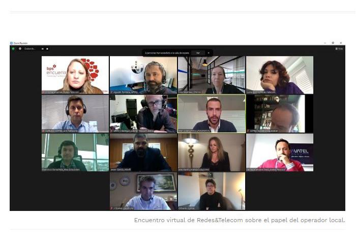 Encuentro Virtual sobre el Estado de las Telecomunicaciones - Redes&Telecom