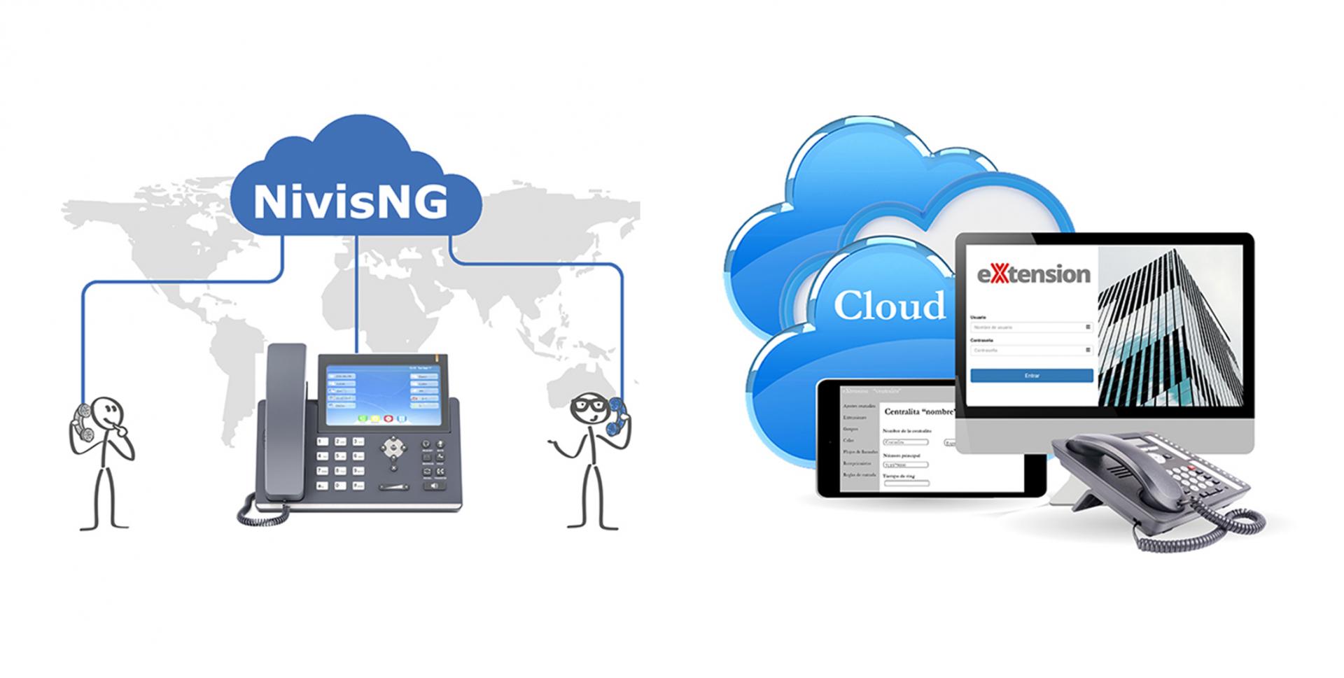 Webinar: NivisNG y eXtension, soluciones de telefonía de Alea Soluciones